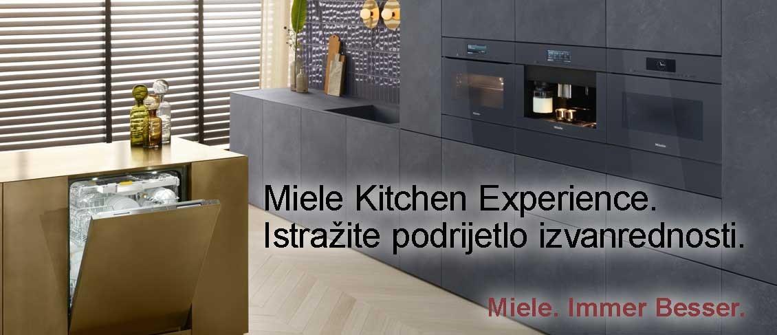 Miele Kitchen Experience. Istražite podrijetlo izvanrednosti.