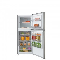 Midea HD-255FWEN - Premium kombinirani hladnjak INOX