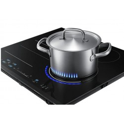 Samsung NZ64N9777GK/EO indukcijska ploča za kuhanje s Virtual Flame tehnologijom