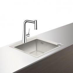 Hansgrohe C71-F450-01 Select set sudoper i slavina