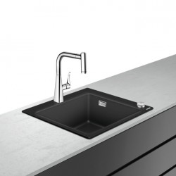 Hansgrohe C51-F450-01 set sudoper i slavina