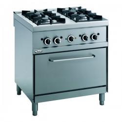 Whirlpool ADN669 profesionalni plinski štednjak sa pećnicom 80cm