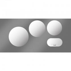 Foster modularna indukcija - set 3 zone za kuhanje, bijela