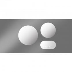 Foster modularna indukcija - set 2 zone za kuhanje, bijela