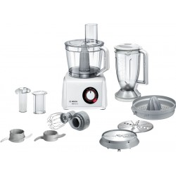 Bosch MC812W620 kuhinjski aparat MultiTalent 8 1100 W Bijela