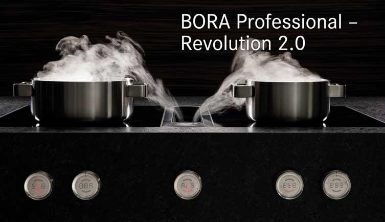 Bora professional revolution 2.0